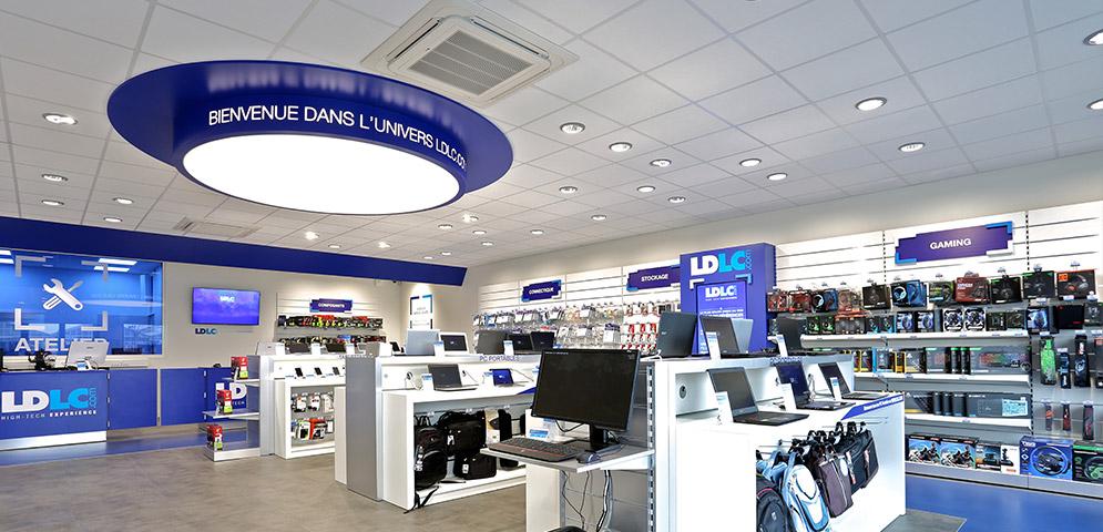 boutique ldlc pau magasin