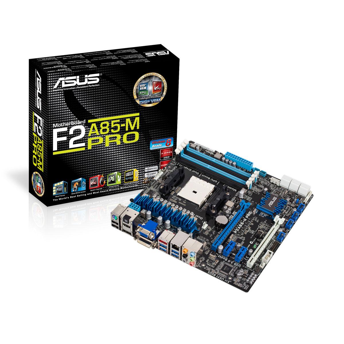 Pro 3 Motherboar A85x D4 Amd S F2a85 Hdmi Asus Usb Atx M Micro Amd 6gb Fm2 0 Sata Hudson