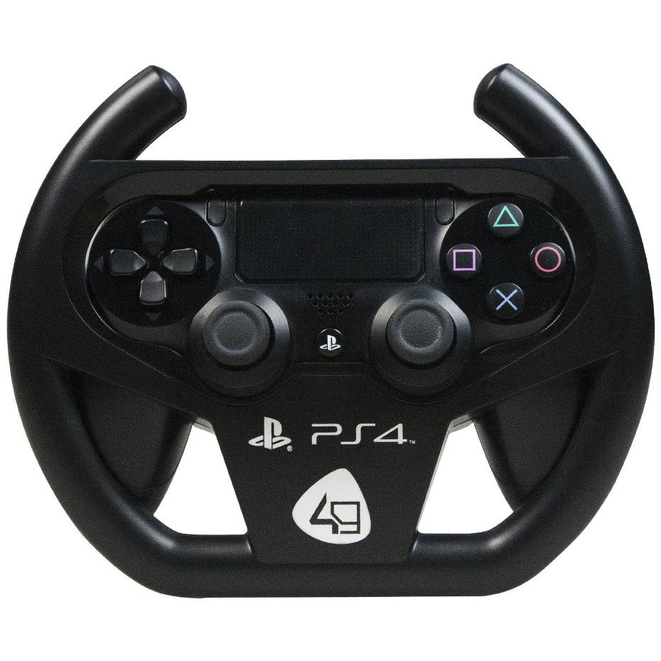 4gamers Racing Wheel Compact Accessoires PS4 4Gamers Sur