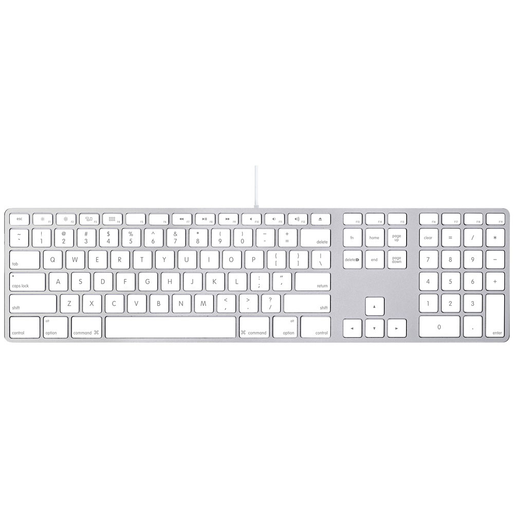 Apple Keyboard MB110LBB Clavier PC Apple Sur