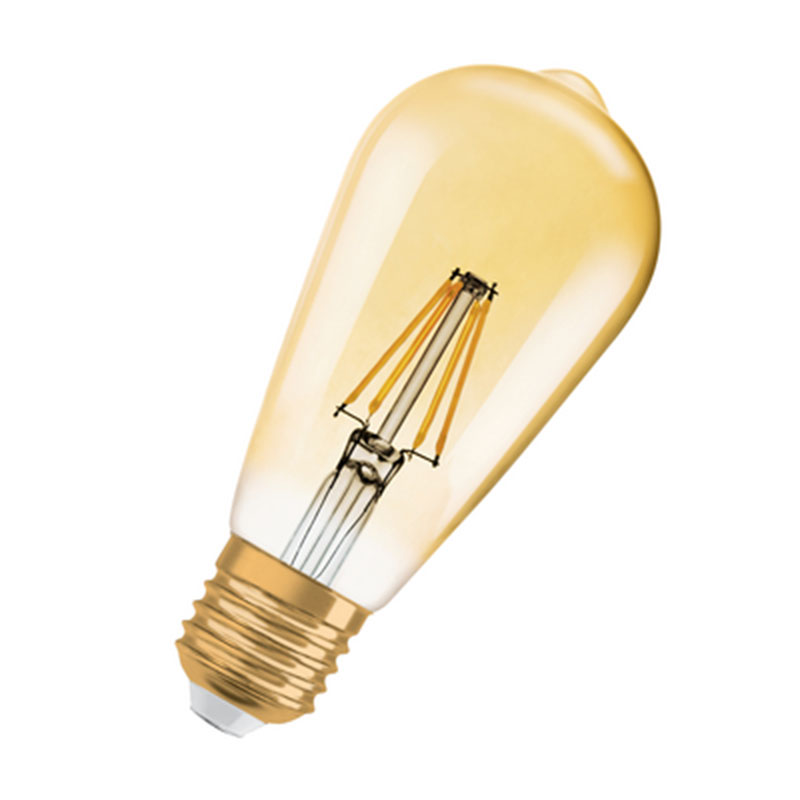 OSRAM Ampoule LED Edison Vintage E27 4W 35W A