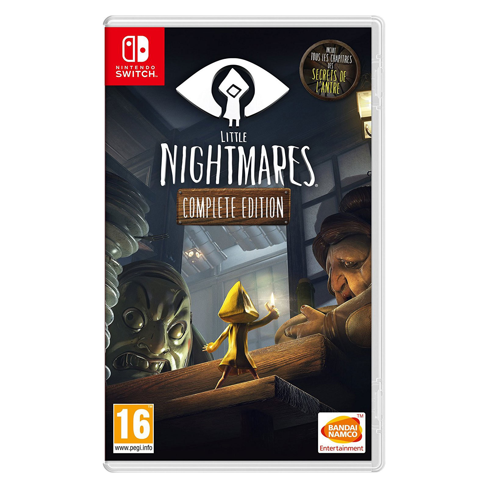 Little Nightmare Complete Edition Switch Jeux