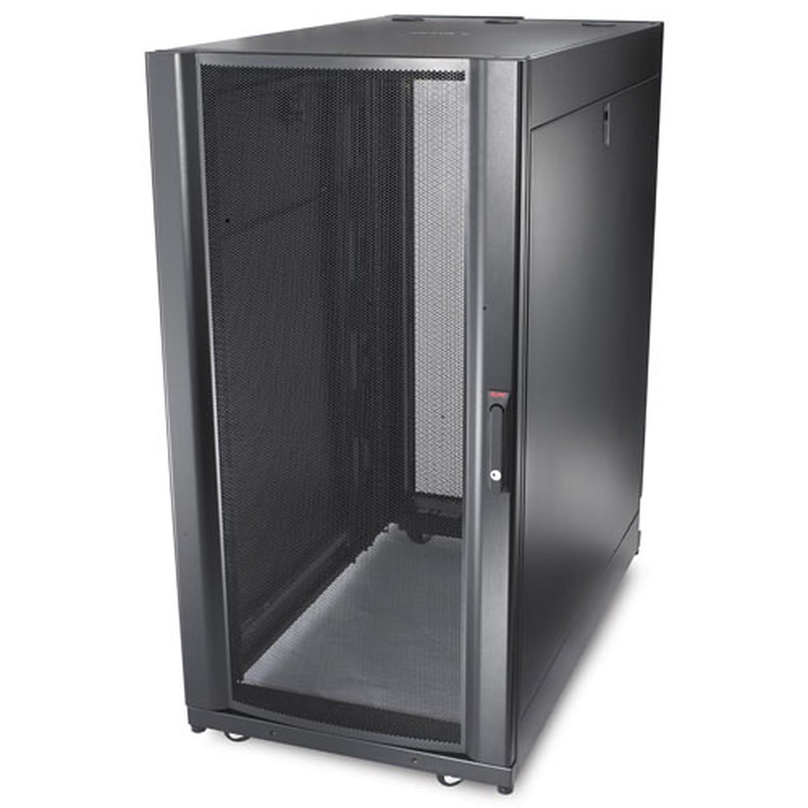 apc armoire netshelter sx 24u deep enclosure armoire 24u 600 x 1070 mm pour
