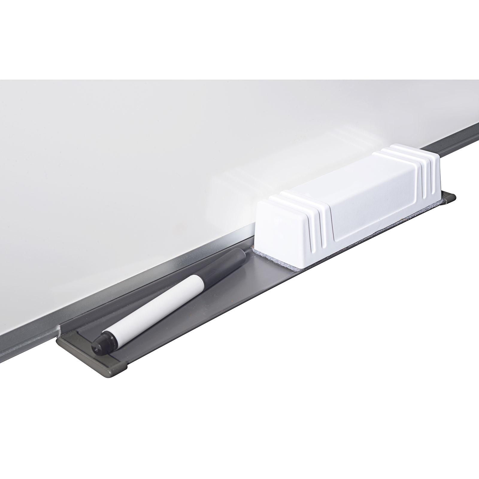 bi office tableau blanc laque 120 x 90 cm