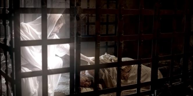 Image result for jesus in prison