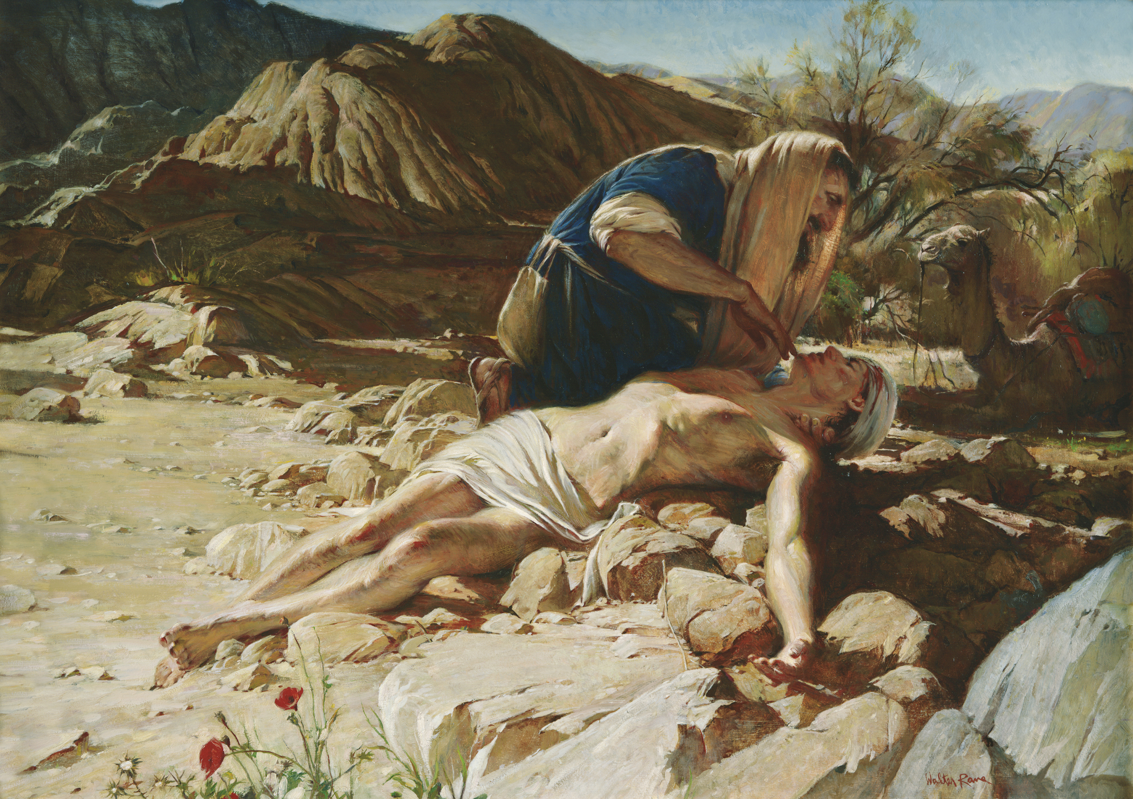 Image result for the good samaritan pictures