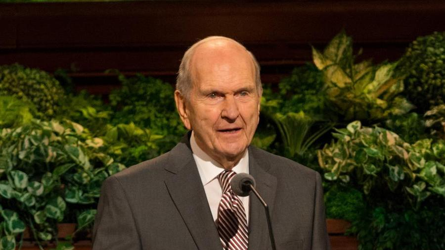 Image result for president russell m nelson 2017