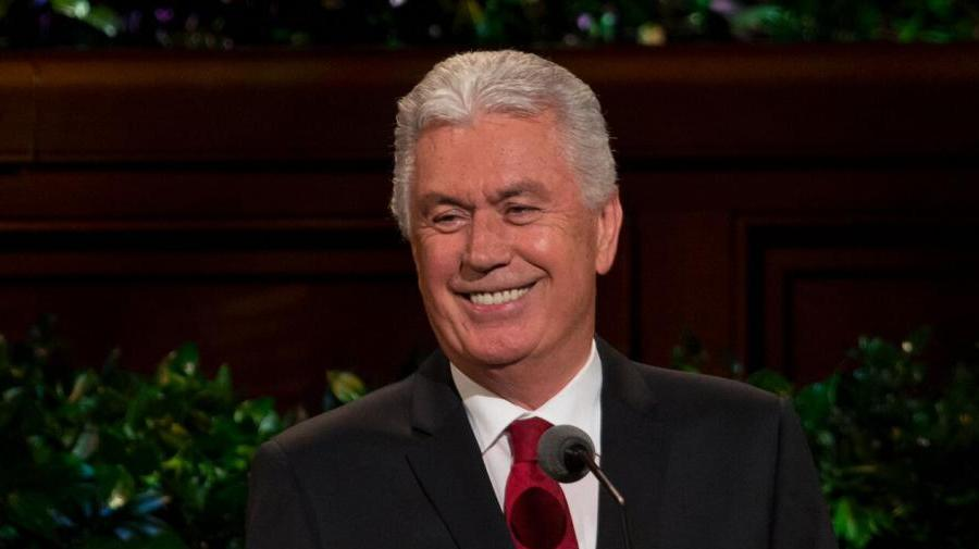 Image result for President Dieter F Uchtdorf - Three Sisters