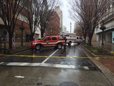 MORE: Allentown block closed for suspicious item probe