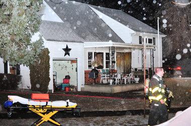 Bethlehem blast, fire on Greenleaf Street March 8, 2013