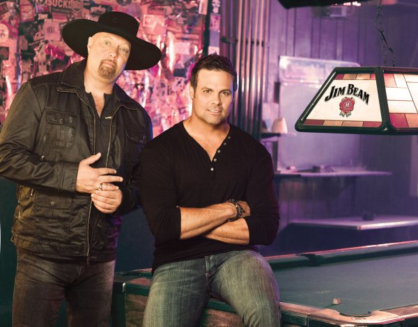 Eddie Montgomery, of country duo Montgomery Gentry ...