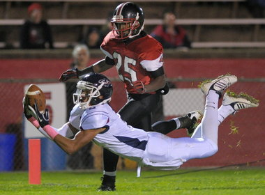 Liberty High School football team heads west in search of ...