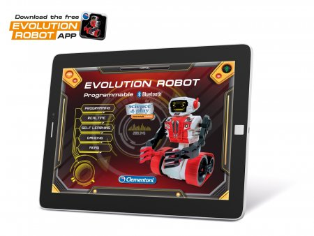 Kit de robot évolutif Scientificsonline Com