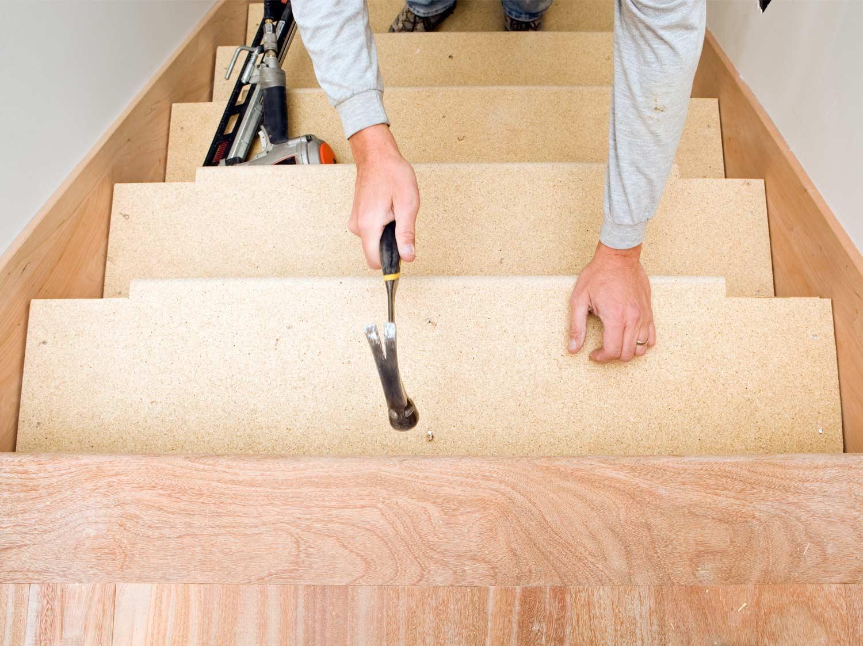 comment reparer un escalier qui grince