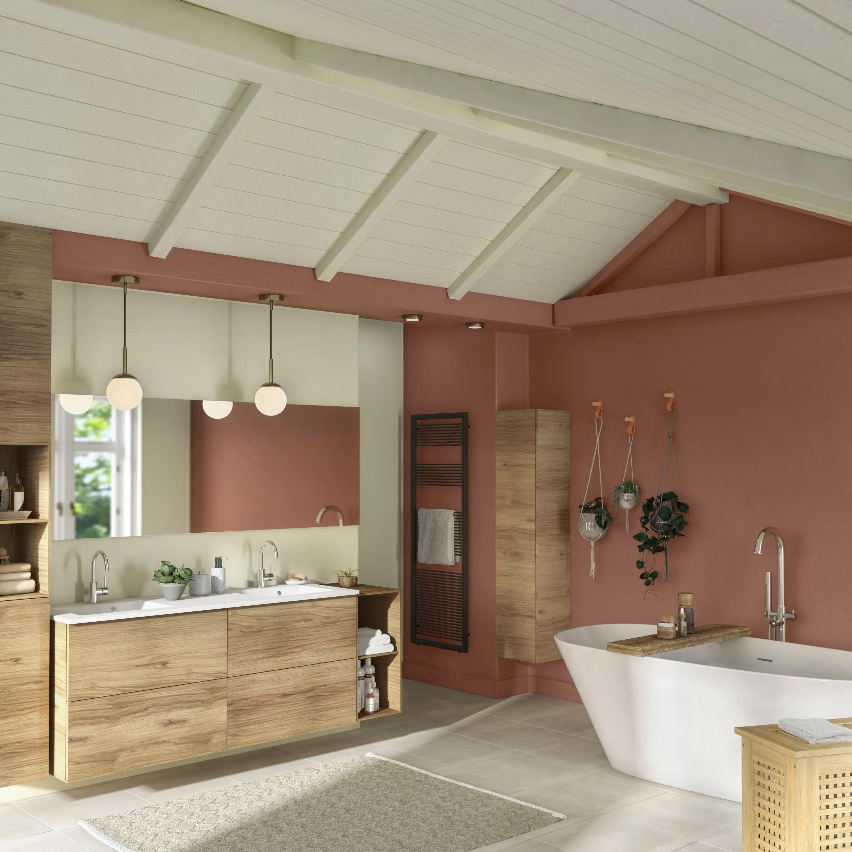 les meubles de salle de bains bois
