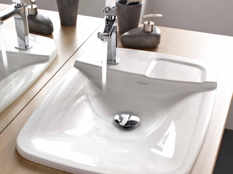 Comment Choisir Sa Vasque Ou Son Lavabo Leroy Merlin