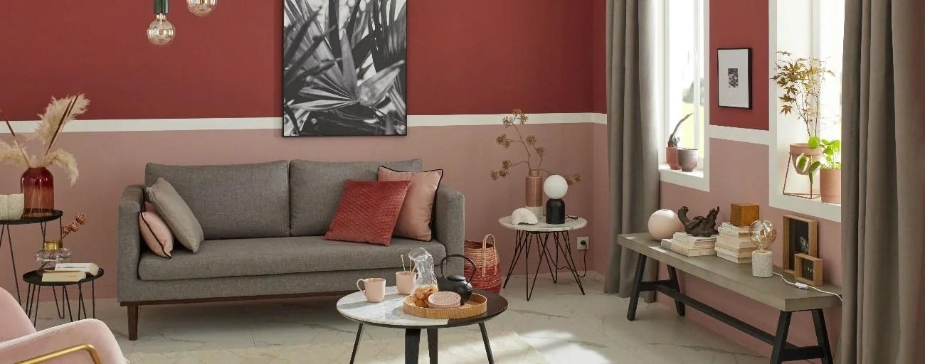 trois idees pour peindre un salon en