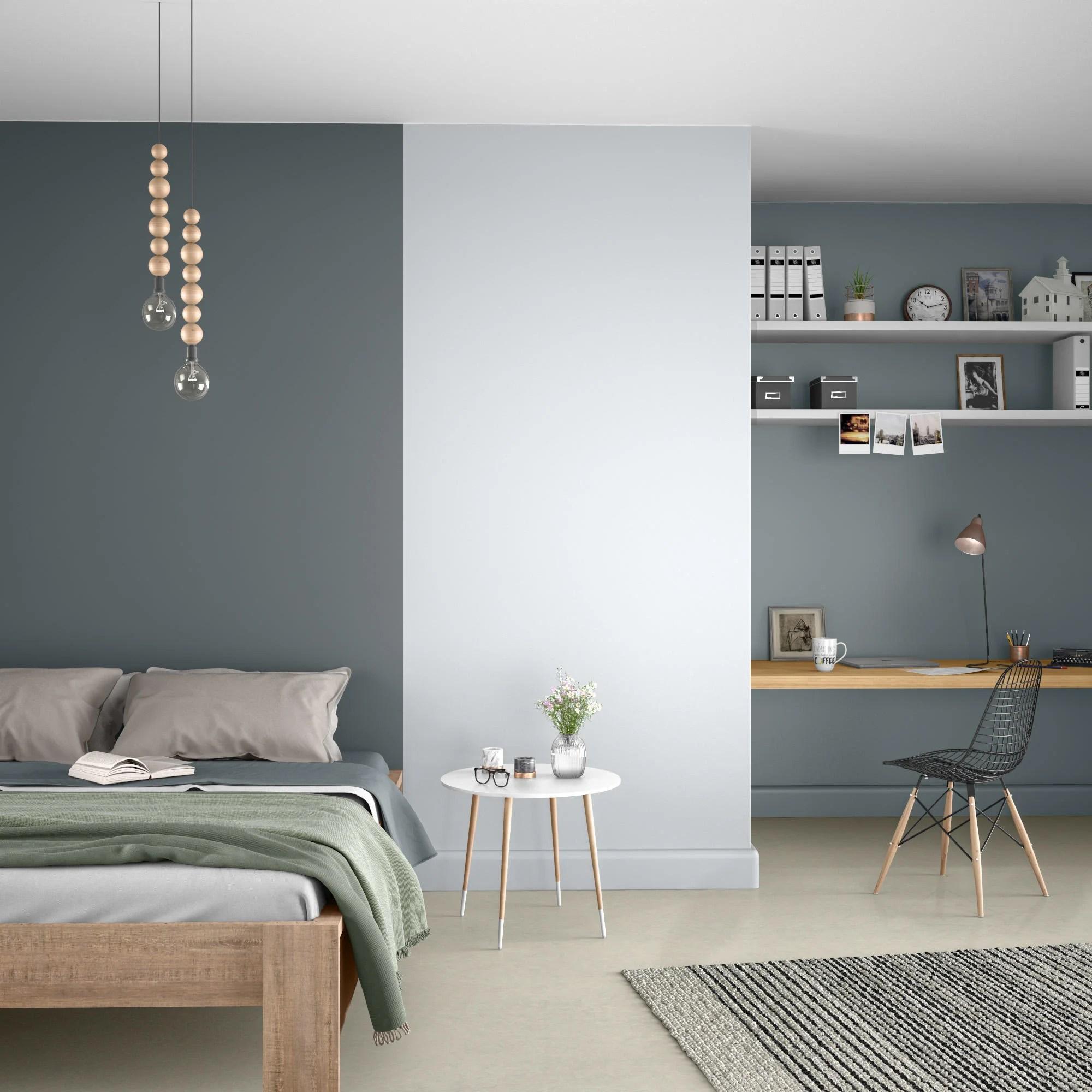 È possibile poter acquistare veramente di tutto, anche pittura per pareti. Pittura Murale Lavabile Luxens Grigio Granit 6 2 5 L Leroy Merlin