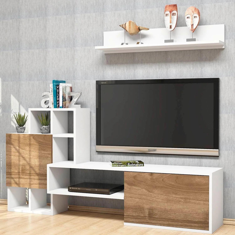 Vediamo i migliori mobili da bagno del marchio. Mobile Per Tv Rinaldo L 160 X H 78 2 X P 30 Cm Leroy Merlin