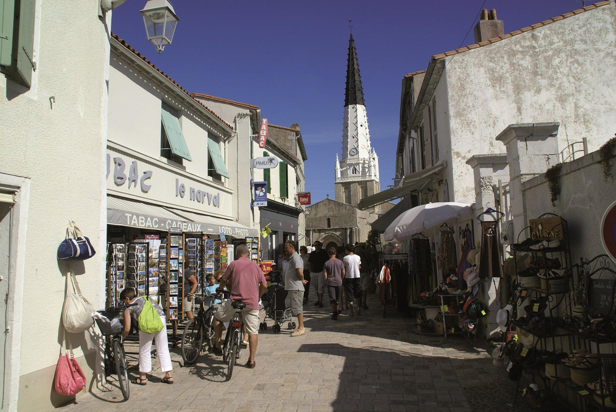 Ars En R 233 Les Plus Beaux Villages De France