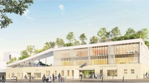 Le projet, estimé à 14,7millions d'euros, prévoit l'aménagement d'un nouveau jardin public.