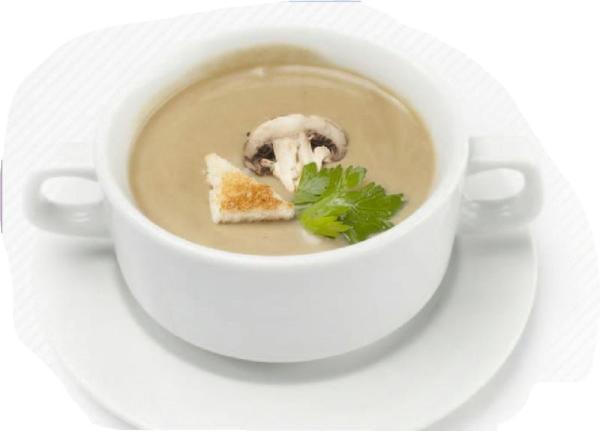 Крем Суп Из Белых Грибов Рецепт С Фото