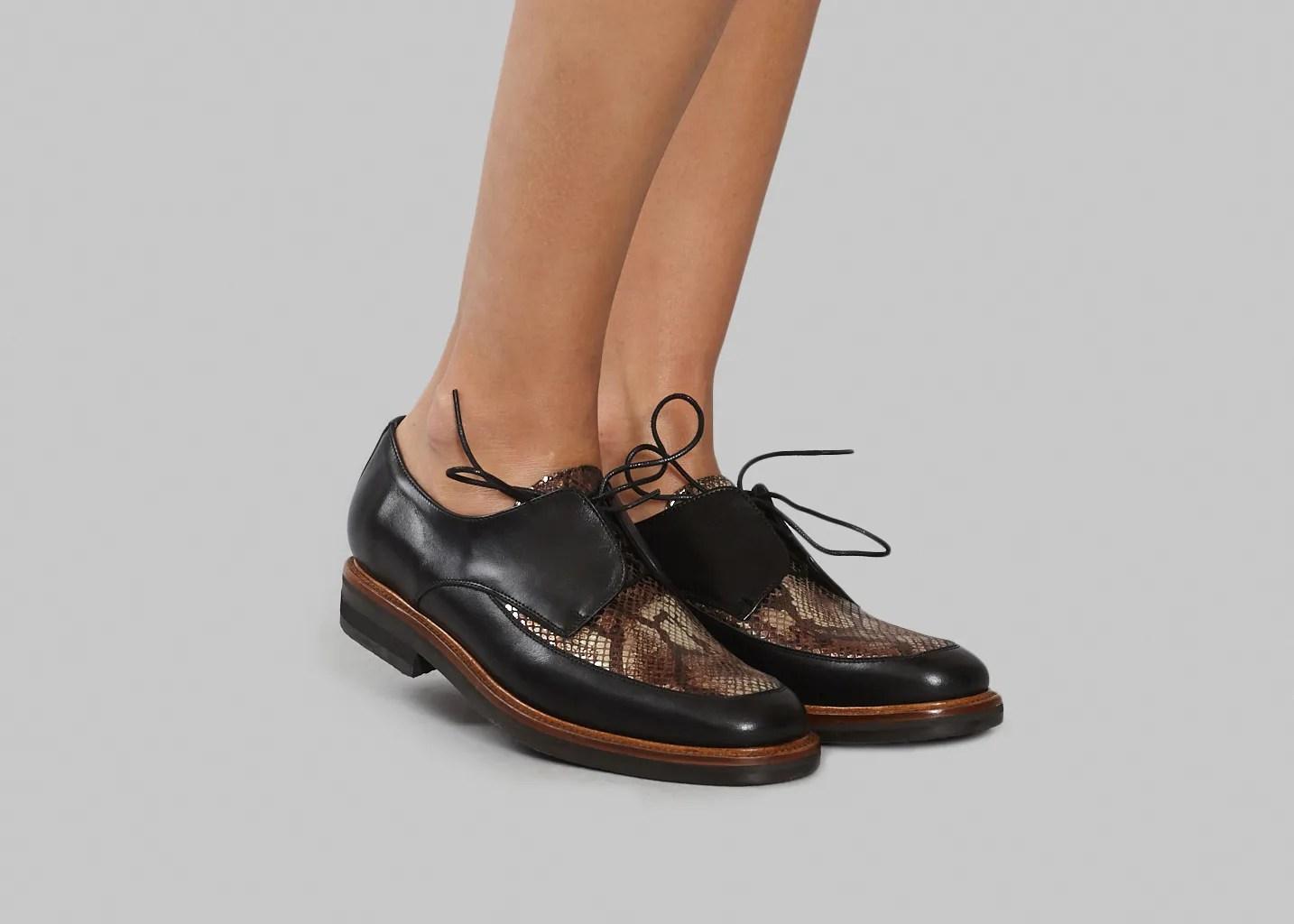 Chaussures Yves Valentine Gauthier Bronze LException