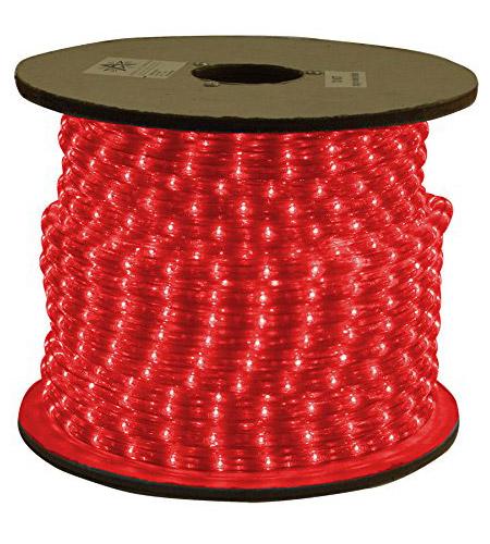 american lighting ulrl led re 150 led rope light bulk reel collection red 1800 inch rope light