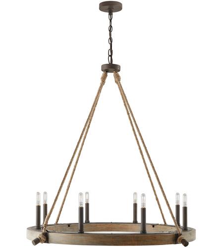 tybee 8 light 38 inch nordic grey chandelier ceiling light
