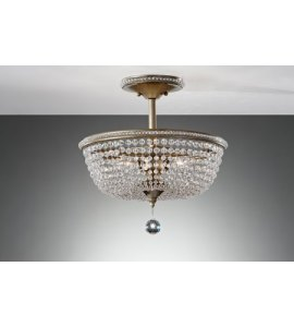 Feiss SF301BUS Dutchess 3 Light 16 inch Burnished Silver Semi Flush     Feiss SF301BUS Dutchess 3 Light 16 inch Burnished Silver Semi Flush Mount  Ceiling Light