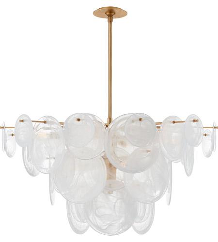 aerin loire 9 light 37 inch gild chandelier ceiling light large