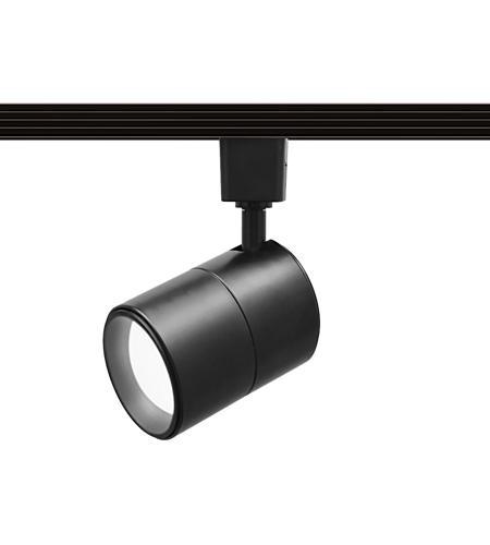 summit 1 light 120v black line voltage track head ceiling light in h track