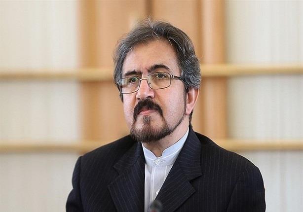 إيران تدين العملية الإرهابية في باريس