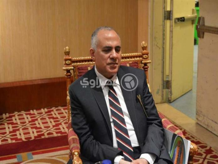 Irrigation Spokesperson: The Minister will conduct a medical swab due to his contact with the governor of Dakahlia