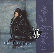 """3. """"Be Happy"""" - Mary J. Blige"""
