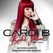 "6. ""Bodak Yellow"" - Cardi B"