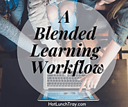 A Blended Learning Workflow | Hot Lunch Tray