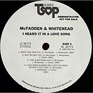 """99. """"Love Song Number 690 (Life's No Good Without You)"""" - McFadden & Whitehead (1980)"""