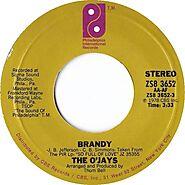 """91. """"Brandy"""" - O'Jays (1978)"""