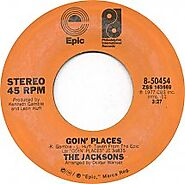 """81. """"Goin' Places"""" - Jacksons (1977)"""
