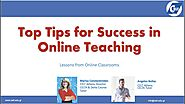 May 2   2021   Top Tips & Top Apps for Successful Online Teaching