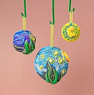 Starry Night Ornaments on crayola.com