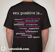 Lotus Blooms Sex Positivity T-Shirt