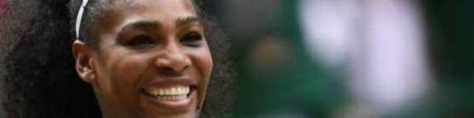Headline for Serena Slam Number One Songs