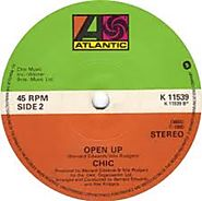 24. Open Up - Chic