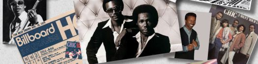 Headline for The 40 Best Songs By The Chic Organization (Nile Rodgers and Bernard Edwards)