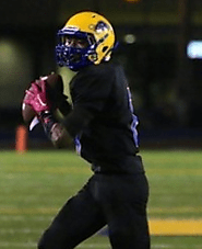 (OR) QB Romeo Akil (Jefferson) 5-11, 180