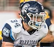 (CA) LB Conner Edgar (Valley Christian) 6-0, 225