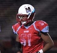 Troy Kiole 6-5 265 OL- Madison
