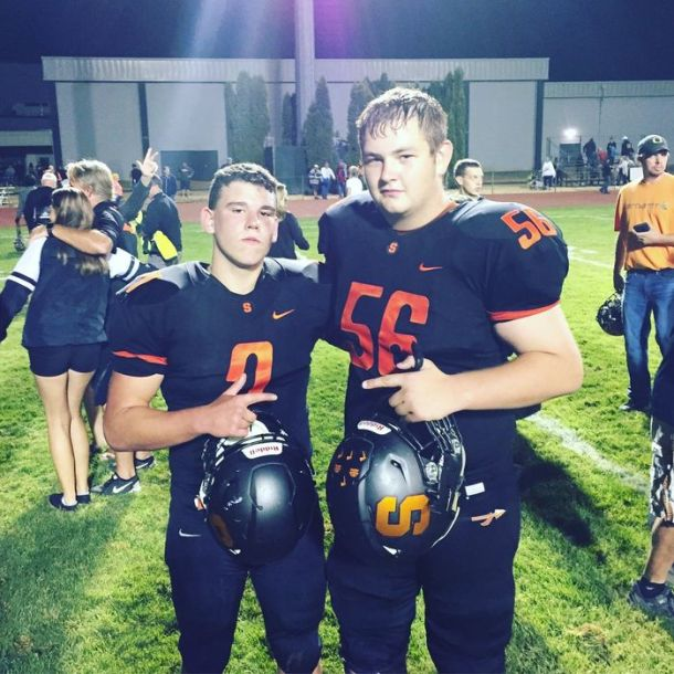 Tommy Mckedy 6-4 280 C/DL Scappoose